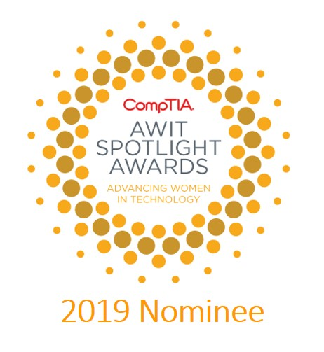 CompTIA Advancing Women in Technology Spotlight Award