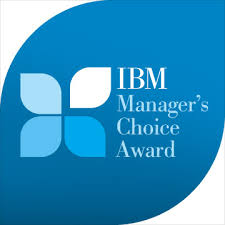 IBM Manager's Choice Award