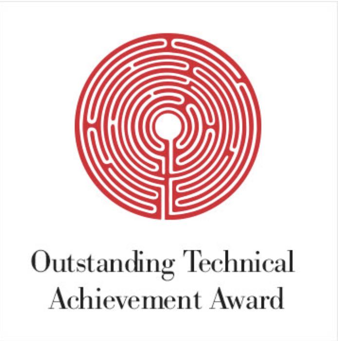 Outstaning Technical Achievement Award